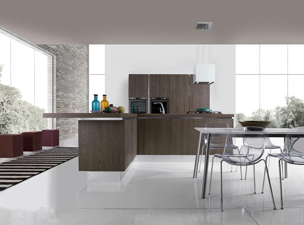 Cucina Moderna A Trieste.Cucina Bella Trieste Aran Cucine