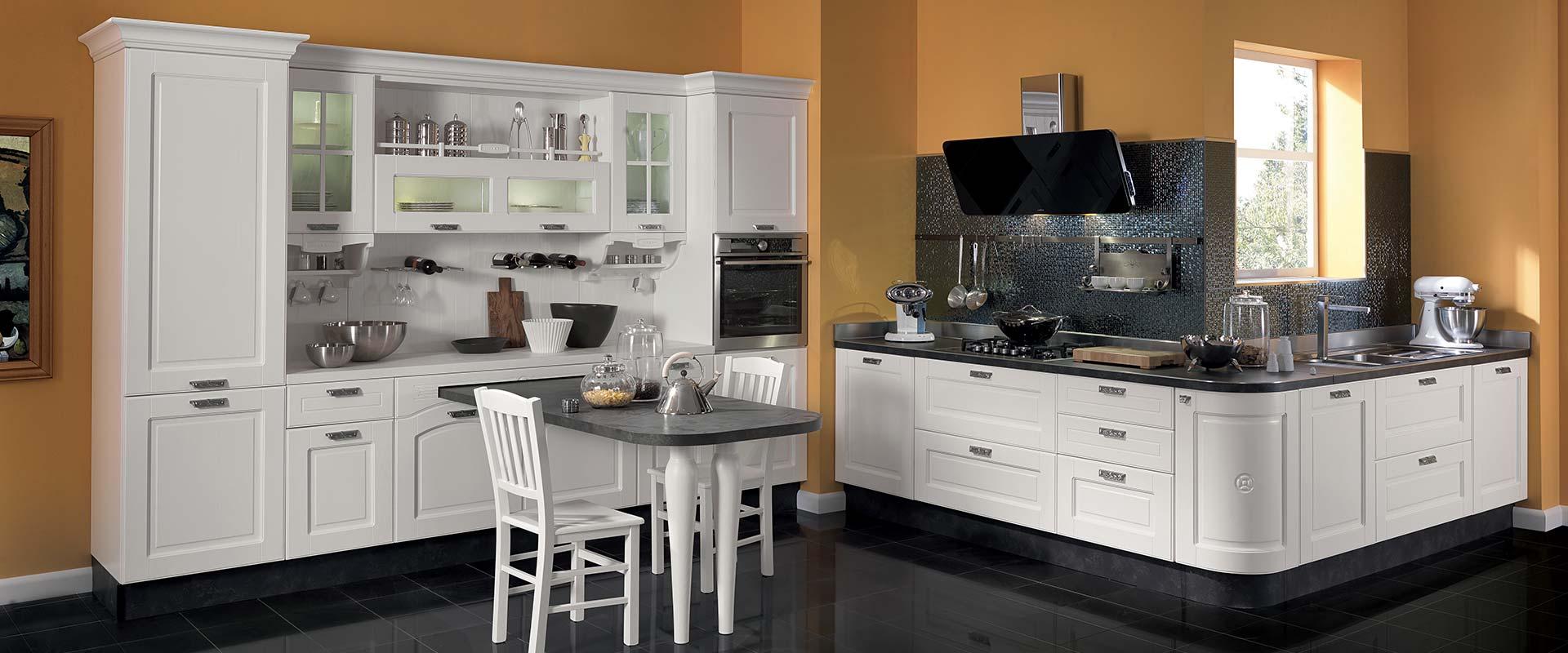 Cucine Componibili Trieste.Cucina Imperial Trieste Aran Cucine
