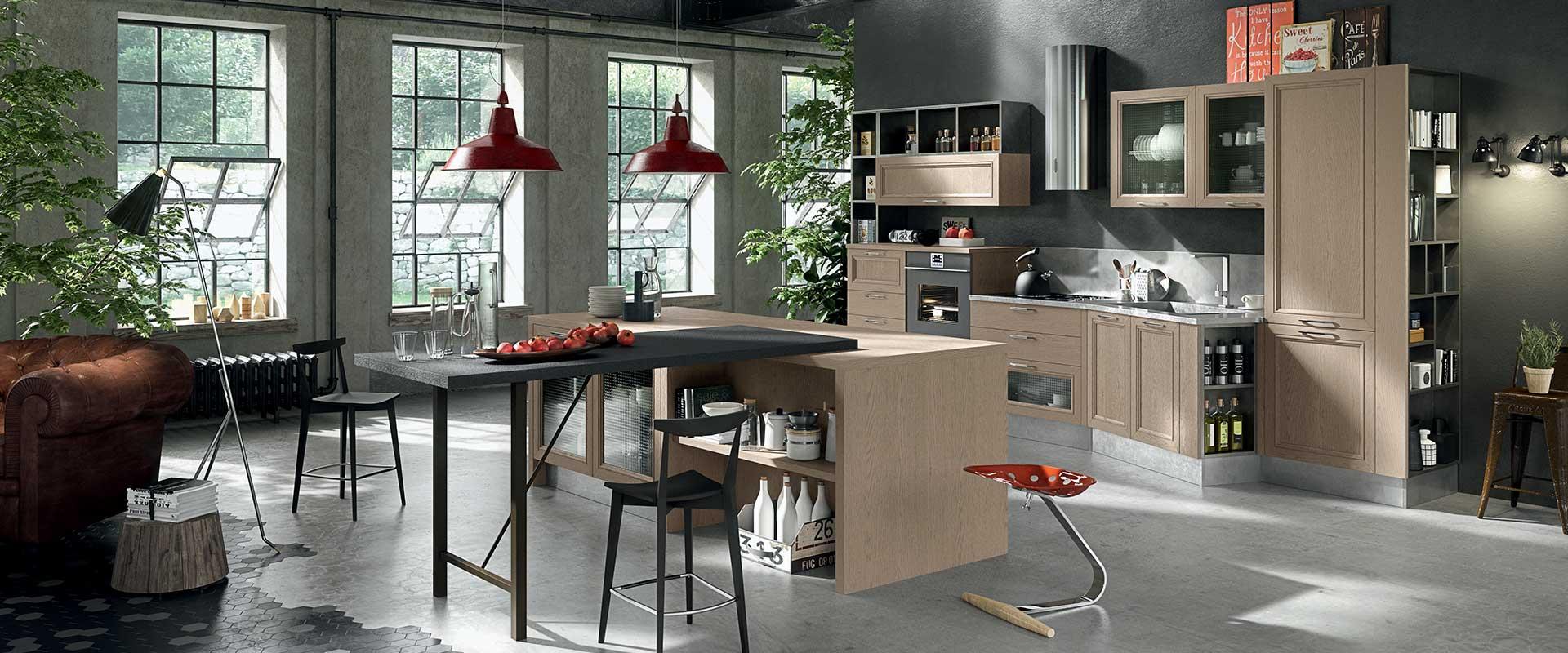 Cucine Componibili Trieste.Cucina Magistra Trieste Aran Cucine