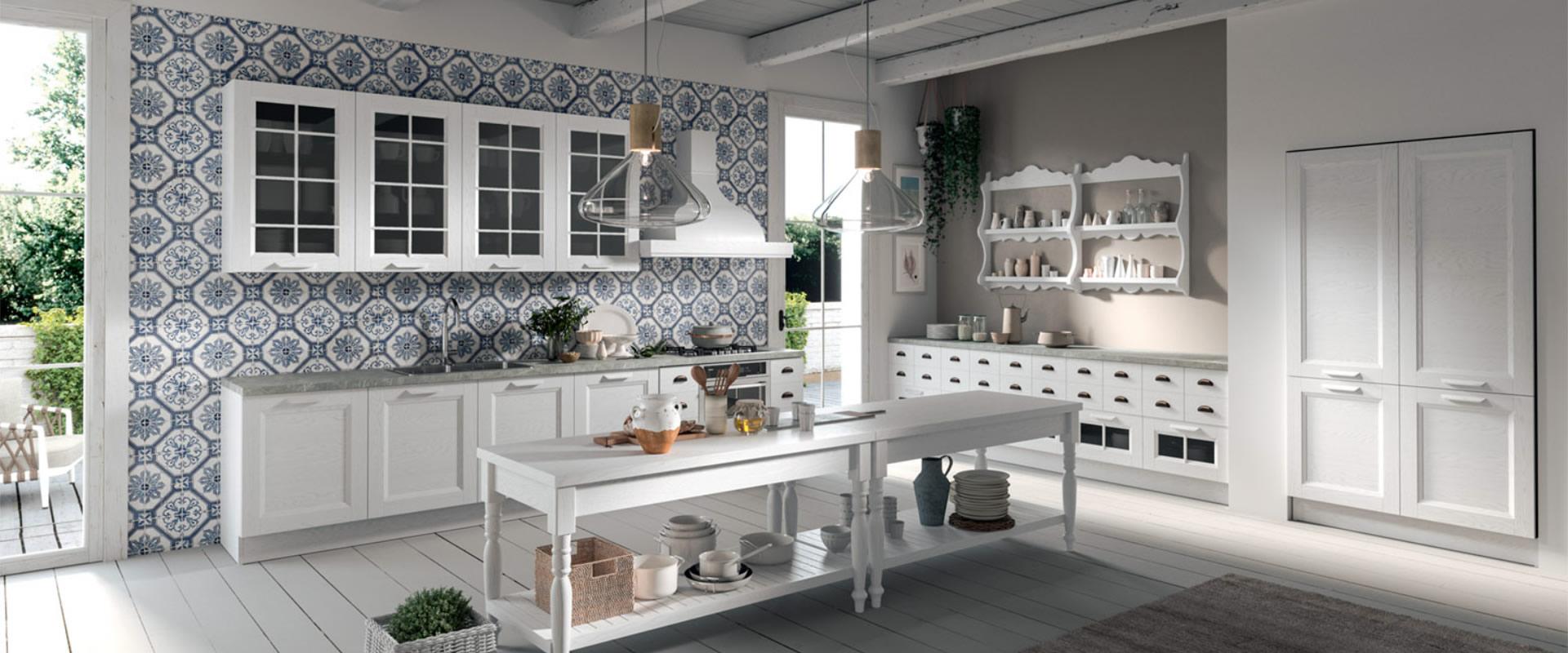 Cucine classiche Trieste – Cucine componibili classiche Trieste
